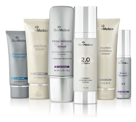 Lytera System Main Components for Skin