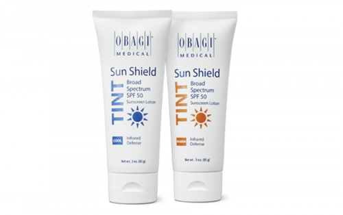 Obagi Sun Shield Tint 2 bottles